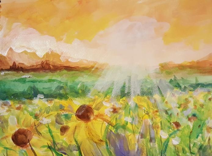 sunflower vision
