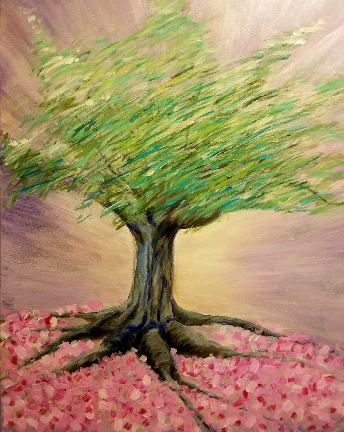 thr grounding tree